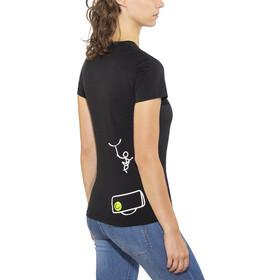 Edelrid Rope T-Shirt Women ballerina